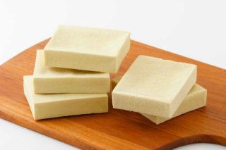 クセ毛のうねりと こうや豆腐の関係?