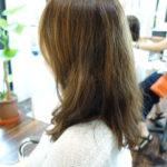 クセ毛をいかしてロブスタイルにイメチェンして女子力UP