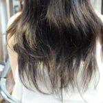 髪をすき過ぎて絶対に失敗するパターン