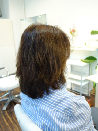 人生変えるためには髪型から!
