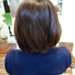 初めてのハナ ヘナ 髪がオレンジになるのはちょっと・・・
