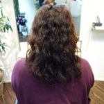 縮毛矯正やめてイメチェンに成功!クセ毛のパーマ風ショートヘア