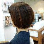 髪を伸ばすために1度バッサリと切る!