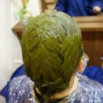 ハナ ヘナのインディゴは白髪がみどりになる?
