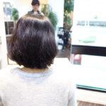 髪が太くて硬くてもパーマで柔らかい動きはでるんです