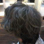 ハナ ヘナのインディゴで染めると白髪はみどりのままなのか?