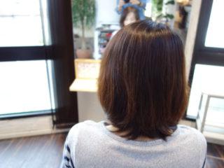ハナ ヘナで細い猫っ毛もハリ・コシのあるツヤ髪へ