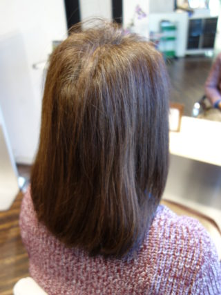 ハナ ヘナは1回で髪はキレイになりませんよ!