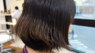 髪が多いからって削ぎすぎると次のヘアスタイルができません