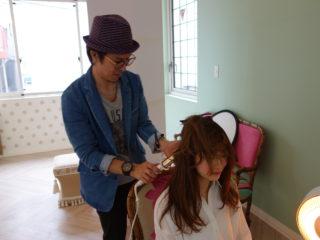 美容師ってやっぱり楽しい仕事です♬
