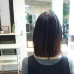 直毛でぺたんこでもふんわりとした髪型になりますか?