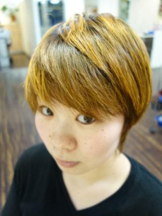 ハナ ヘナは染めるのも補修も同時にできる素敵なヘアカラー