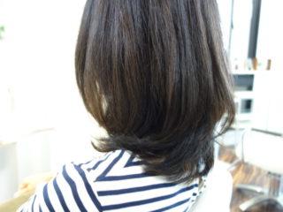 例えばこんなくせを生かしたヘアスタイル