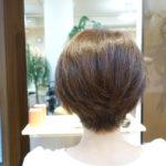 初めてのハナ ヘナで髪のボリュームアップ