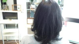 ヘナで染めると髪色がオレンジになるんですよね?