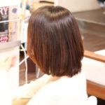 縮毛矯正と同時にして髪が傷まない白髪染めってありますか?