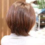 ショートヘアで少し雰囲気を変えたいときは・・・