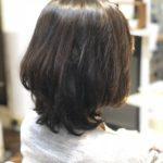 髪が伸びても分け目が目立たないヘアカラー