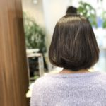 明るい毛先の色を髪を傷めずに暗くする方法